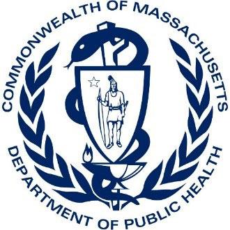 Seal of Massachusetts Department of Public Health